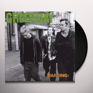 Green Day WARNING Vinyl Record
