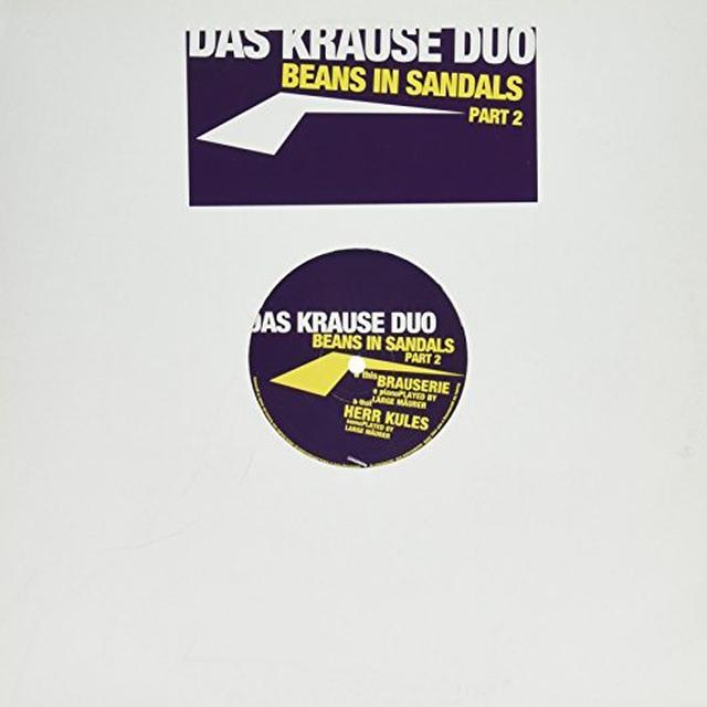 Das Krause Duo BEANS IN SANDALS 2 Vinyl Record