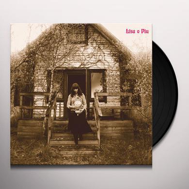 Lisa O Piu WHEN THIS WAS THE FUTURE Vinyl Record