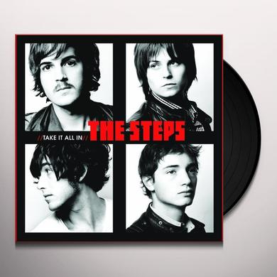 Steps TAKE IT ALL IN Vinyl Record