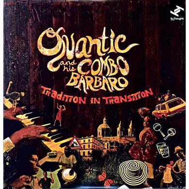 Quantic & His Combo Barbaro TRADITION IN TRANSITION Vinyl Record