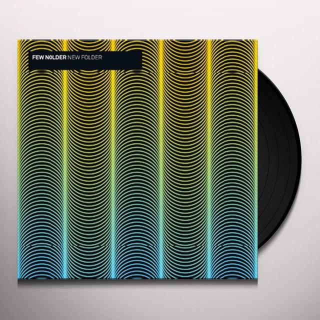 Few Nolder NEW FOLDER Vinyl Record