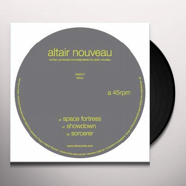 Altair Nouveau SPACE FORTRESS Vinyl Record