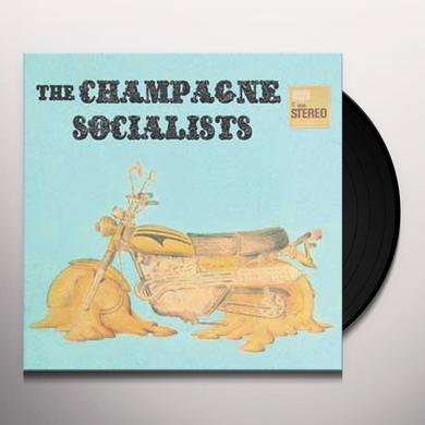 Champagne Socialists BLUE GENES Vinyl Record