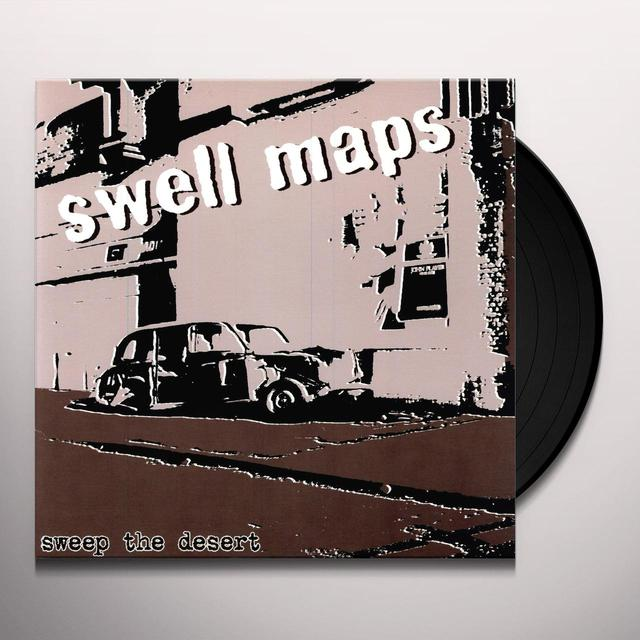Swell Maps SWEEP THE DESERT Vinyl Record - Limited Edition