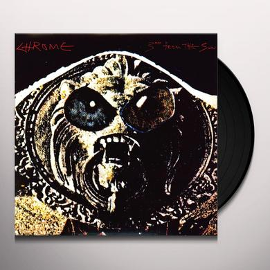 Chrome 3RD FROM THE SUN Vinyl Record - Limited Edition, Reissue