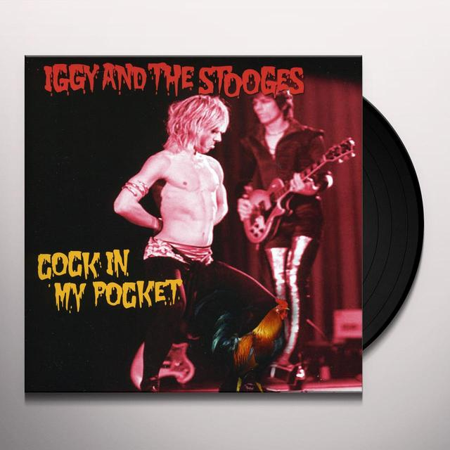 Iggy and the Stooges COCK IN MY POCKET Vinyl Record - Remastered