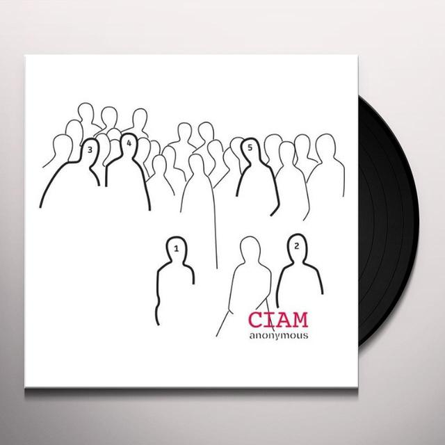 Ciam ANONYMOUS Vinyl Record