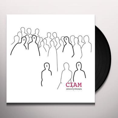 Ciam ANONYMOUS Vinyl Record