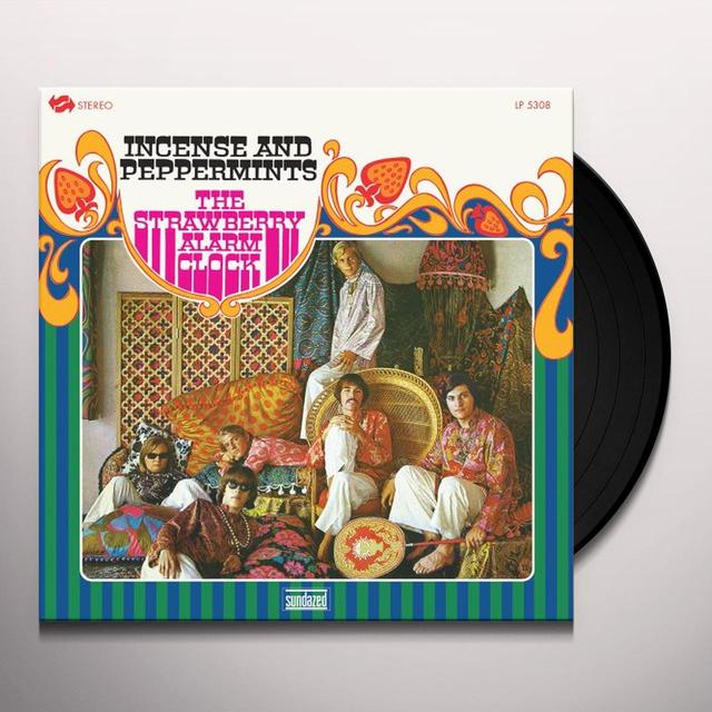 Strawberry Alarm Clock INCENSE & PEPPERMINTS Vinyl Record