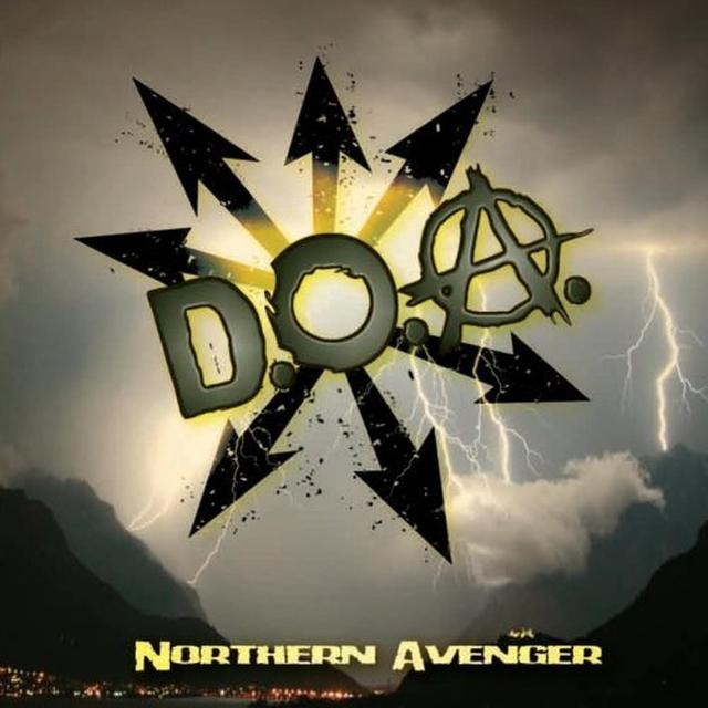 Doa NORTHERN AVENGER Vinyl Record