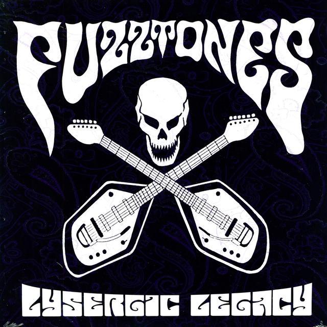 The Fuzztones LYSERGIC LEGACY (Vinyl)