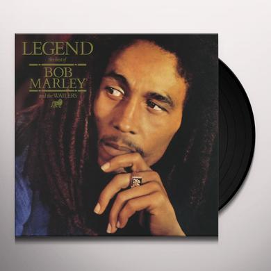 Bob Marley LEGEND Vinyl Record - 180 Gram Pressing, Special Edition, Reissue