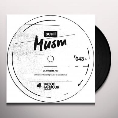 Seuil MUSM (EP) Vinyl Record