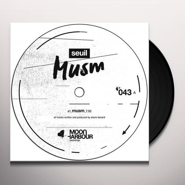 Seuil MUSM Vinyl Record