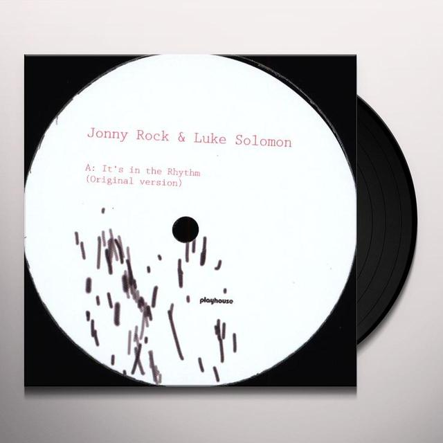 Jonny Rock & Luke Solomon IT'S IN THE RHYTHM Vinyl Record