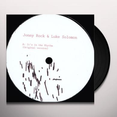 Jonny Rock & Luke Solomon IT'S IN THE RHYTHM (EP) Vinyl Record