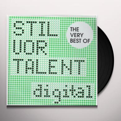 VERY BEST OF STIL VOR TALENT DIGITAL / VARIOUS Vinyl Record
