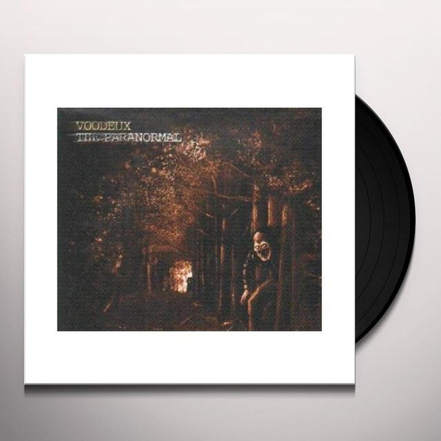 Voodeux PARANORMAL Vinyl Record