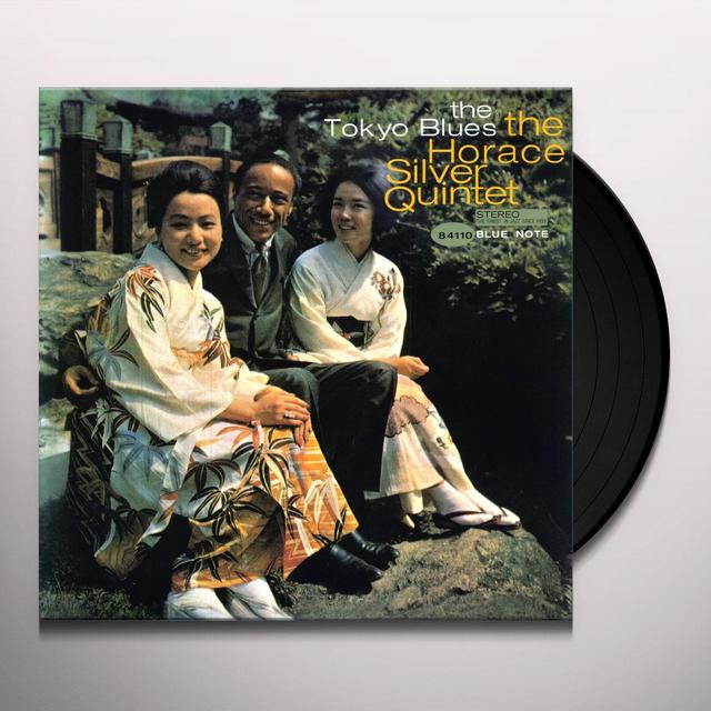Horace Silver TOKYO BLUES Vinyl Record - 180 Gram Pressing