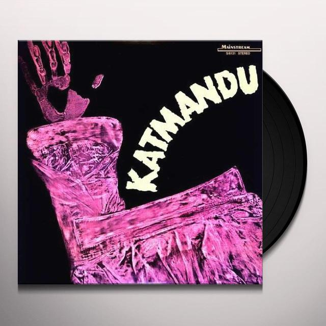 KATMANDU Vinyl Record