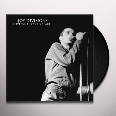Joy Division LOVE WILL TEAR US APART Vinyl Record - Remastered, Remix