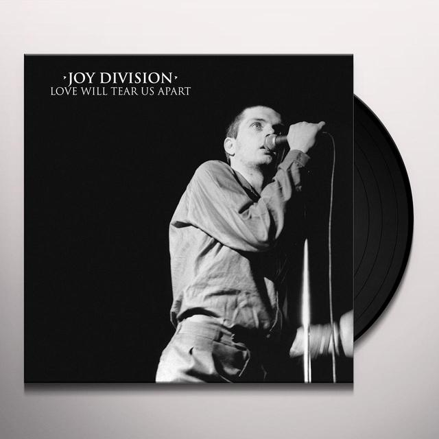 Joy Division LOVE WILL TEAR US APART Vinyl Record