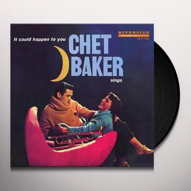 Chet Baker IT COULD HAPPEN TO YOU Vinyl Record