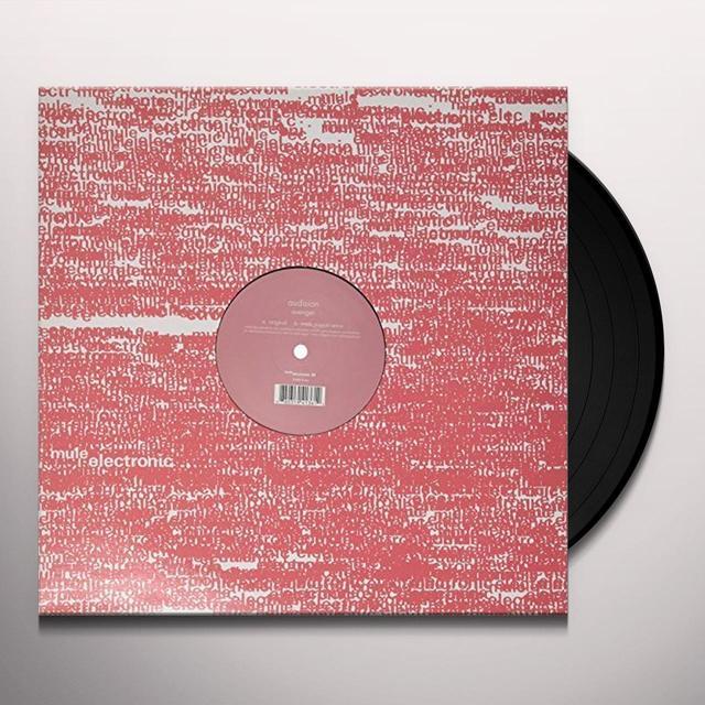 Audidion AVENGER Vinyl Record