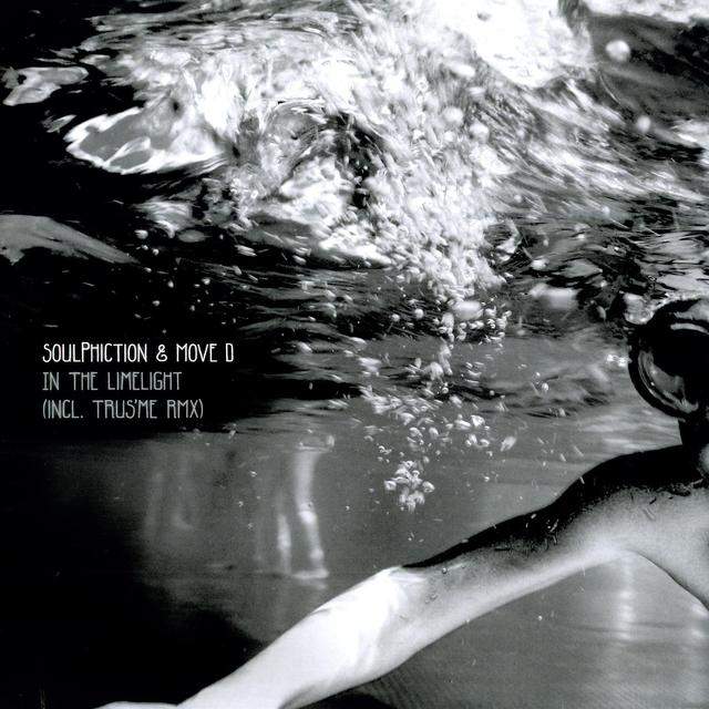 Soulphiction & Move D IN THE LIMELIGHT (EP) Vinyl Record