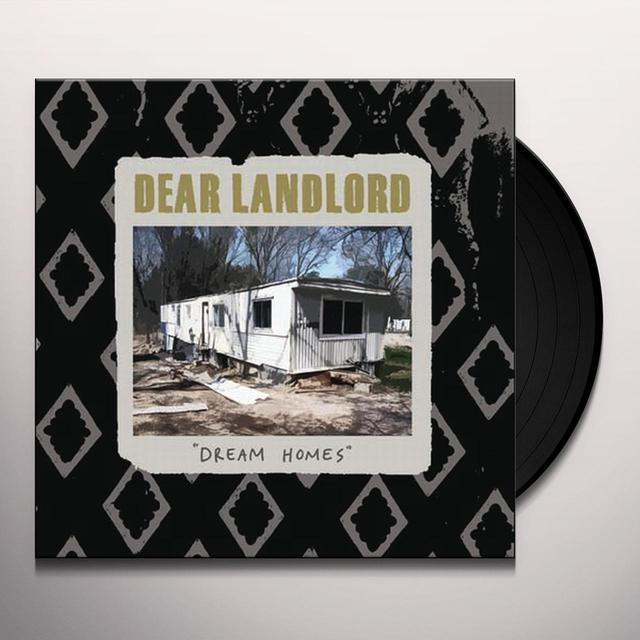 Dear Landlord DREAM HOMES Vinyl Record