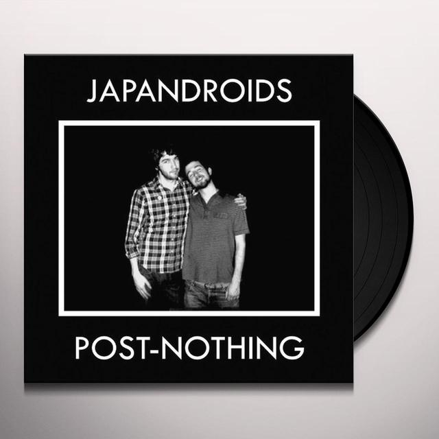 Japandroids POST NOTHING Vinyl Record