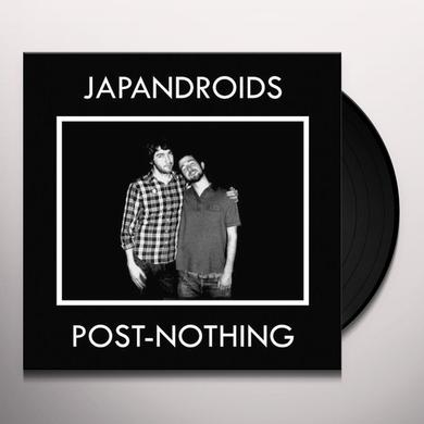 Japandroids POST NOTHING Vinyl Record - 180 Gram Pressing
