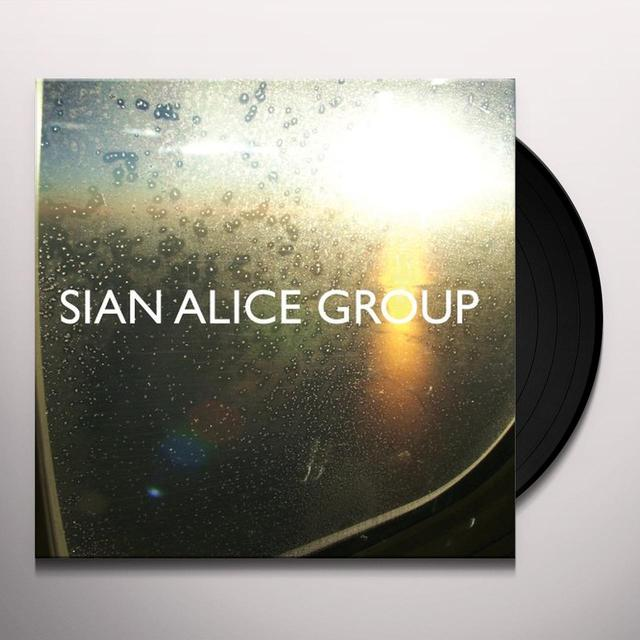 Sian Alice Group TROUBLED SHAKEN ETC Vinyl Record