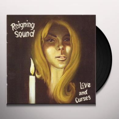 Reigning Sound LOVE & CURSES Vinyl Record