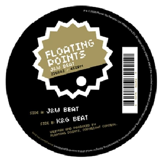Floating Points J & W BEAT Vinyl Record