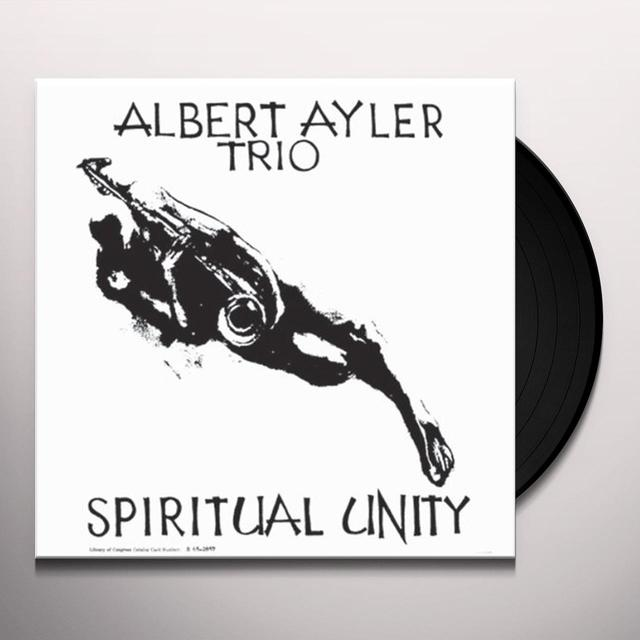 Albert Ayler SPIRITUAL UNITY Vinyl Record