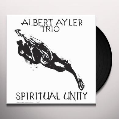 Albert Ayler SPIRITUAL UNITY Vinyl Record - 180 Gram Pressing