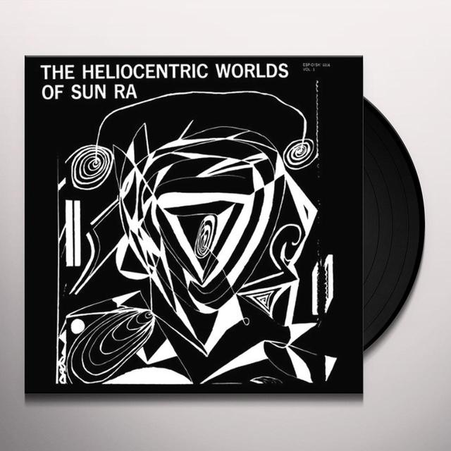 HELIOCENTRIC WORLDS OF SUN RA 1 Vinyl Record
