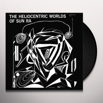 HELIOCENTRIC WORLDS OF SUN RA 1 Vinyl Record - 180 Gram Pressing, Reissue