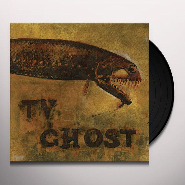 Tv Ghost COLD FISH Vinyl Record