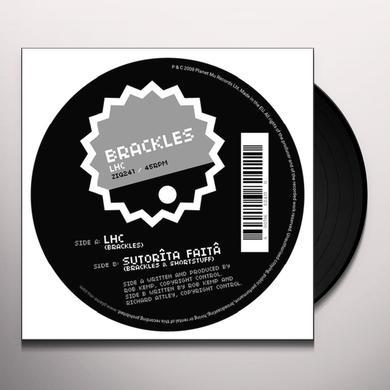Brackles LHC Vinyl Record