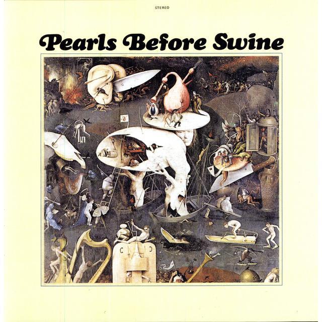 Pearls Before Swine ONE NATION UNDERGROUND Vinyl Record