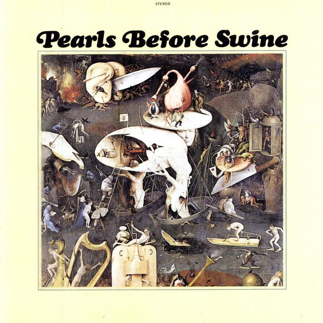 Pearls Before Swine ONE NATION UNDERGROUND Vinyl Record - Limited Edition, 180 Gram Pressing