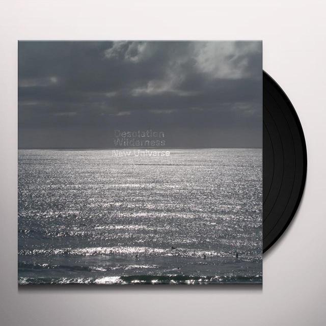 Desolation Wilderness NEW UNIVERSE (Vinyl)