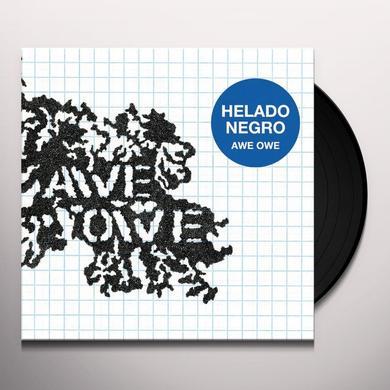 Helado Negro AWE OWE Vinyl Record