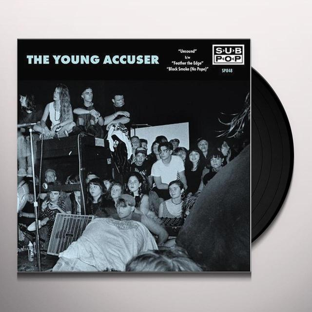 Young Accuser UNSOUND Vinyl Record