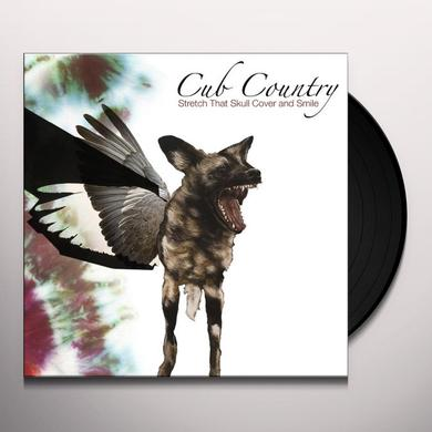 Cub Country STRETCH THAT SKULL COVER & SMILE Vinyl Record