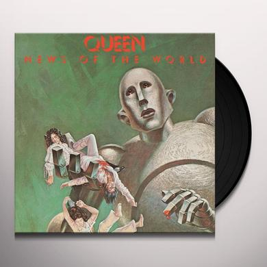 Queen NEWS OF THE WORLD Vinyl Record