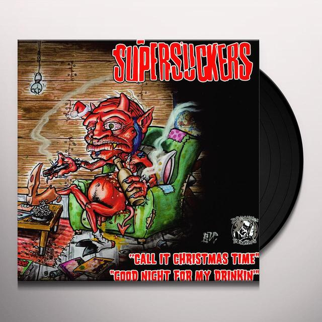 Supersuckers SPLIT (EP) Vinyl Record